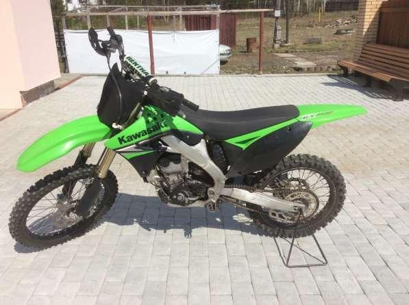 Продам Kawasaki KX250F