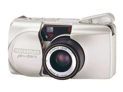 фотоаппарат Olympus II zoom 115