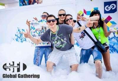 Дым снег пена и мыльные пузыри в Иванове фото 3