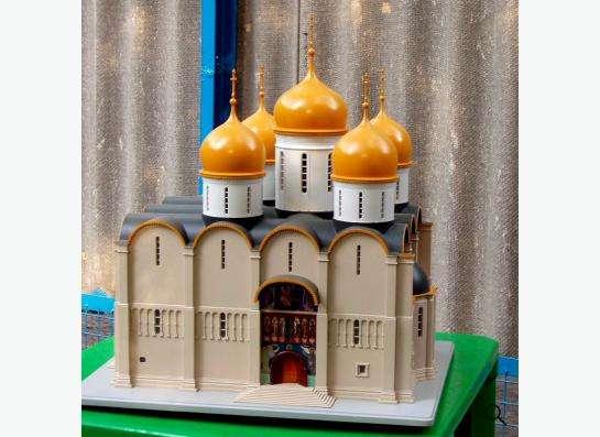 Модели храмов и соборов России. в Таганроге фото 3