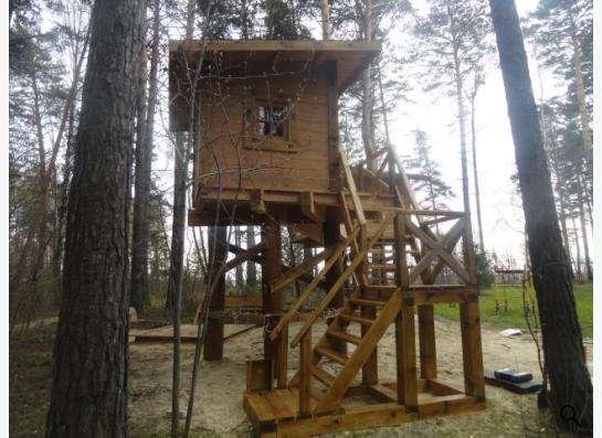 детская игровая площадка в Новосибирске фото 5