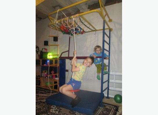 Спортивный детский комплекс