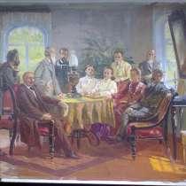 Картину Ю. Балановский 1955г. за 7 т. долл, в Москве