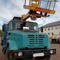 Продам Автовышка телескопическая АГП 18.04-1 ЗИЛ-131, в Саратове