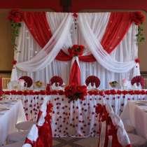Декорирование свадебного зала, в г.Гомель