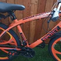 Продам новый велосипед, в г.Усинск