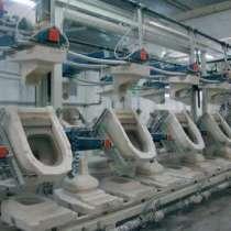 Оборудование и технологии для производства санфаянса, в г.Киев