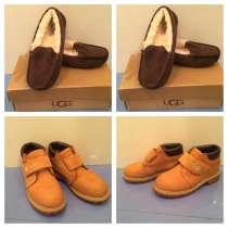 Обувь Ugg и Timberland Оригинал р.32, в Екатеринбурге