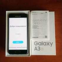 Телефон Samsung Galaxy A3, в Москве