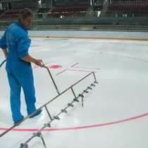 Обслуживание ледовых катков, стадионов и арен., в Екатеринбурге