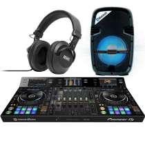 QUALITY FOR-Pioneers DDJ-RZX 4-Ch Rekordbox DJ Controller w, в г.Лагос