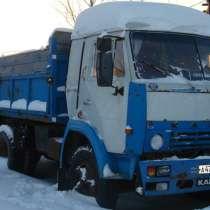 КАМАЗ-5320 бортовой с прицепом, в Тюмени