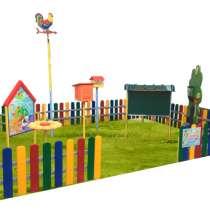 Метеоплощадка Комплект макси-21 эл-т для детского сада, в Краснодаре