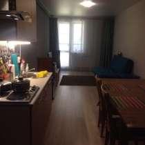 Сдается квартира в новом доме ул. Вадима Шефнера 12к1, в г.Санкт-Петербург