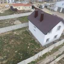 Продам новый зарегистрированный дом с участком в 2км от моря, в Севастополе