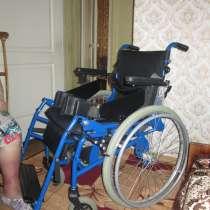 Срочно! Коляска для инвалида с электроприводом Megamat, в Симферополе