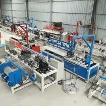 Автоматическая линия по изготовлению рифленой сетки, в г.Wong Tai Sin