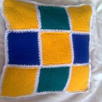 Вязанные подушки, в г.Волоколамск