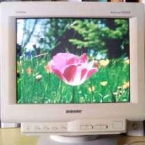 Монитор Samsung Samtron 76DF отличное состояние, в Саратове