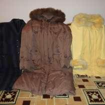 Пуховик, куртка осен. женская, в Новосибирске