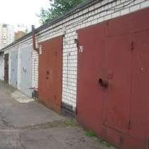 Продам гараж гск 7 две овощных ямы 28кв/м проезд любым видом, в Челябинске