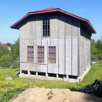 Дом 100 кв. м на участке 7 соток, Порошкино, в Сертолово