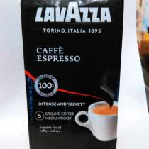 Кофе Lavazza caffe espresso/молотый 250 гр. италия, в Санкт-Петербурге