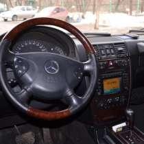 Аренда G500 без водителя, в Москве