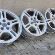 Литые диски R17 5*114.3 оригинал Hyundai, в г.Николаев