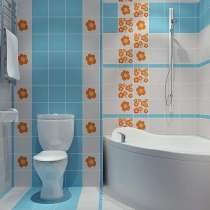 Ремонт ванной комнаты под ключ, в Москве