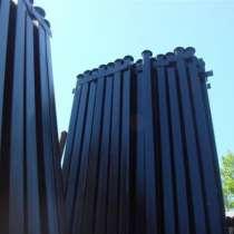Столбы металлические круглого и профильного сечения, в Иванове