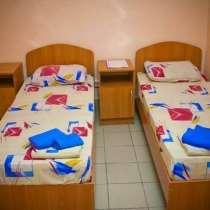 Комфортная гостиница Барнаула с одноместными и двухместными, в Барнауле
