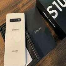 Samsung galaxy s10 plus, в Москве