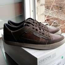 Новые мужские кроссовки GEOX. Размер 43, в Краснодаре