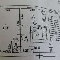 Продаю однокомнатную квартиру, в Абинске