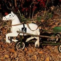 Велосипед-лошадка. Производство ГДР, в Елеце