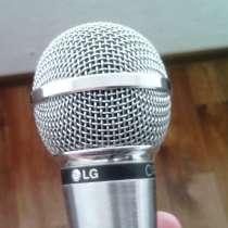 Микрофон вокальный LG ACC-M900K, в Тольятти
