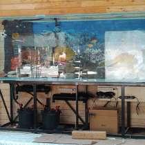 Металлокаркас под аквариум, в Москве