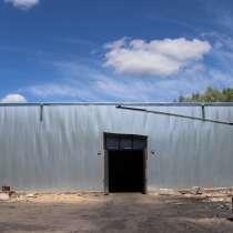 Сдается промышленно-складское помещение 900 м2, в Химках