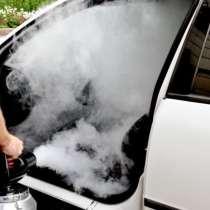 Сухой туман - удаление запахов дезинфекция ароматизация авто, в Тюмени