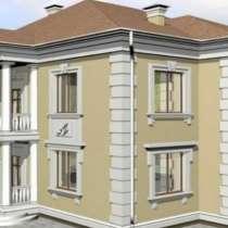Фасадный декор для домов и дач, в Раменское