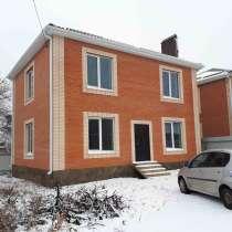 Новый полностью кирпичный дом 130 кв. м, в Ростове-на-Дону
