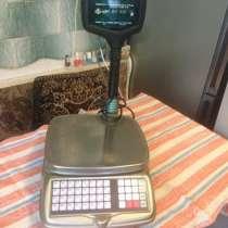 Весы электронные для определения массы и стоимости, в г.Мариуполь