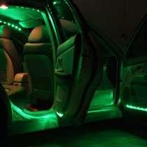 Гибкая светодиодная лента для авто, в Омске