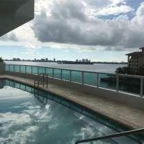 Квартира в Майами с видом на залив Бискейн, в г.Майами