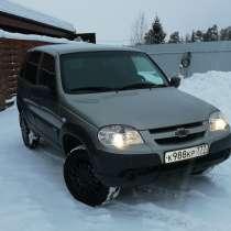 Продам автомобиль Niva Chevrolet, в Чехове