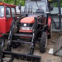 Новый трактор с кабиной AOYE-654 с КУН 4x4 65 л. с. КНР, в Благовещенске
