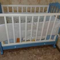 Кроватка-качалка, манеж детский за 25 000 тенге, в г.Актау