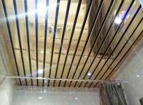 Потолок Реечный Подвесной Алюминиевый, в Калининграде