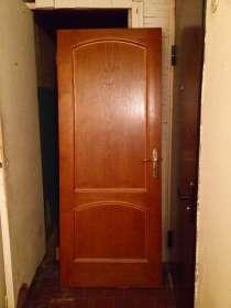 2 межкомнатные двери, облицованные дубовым шпоном, в Москве
